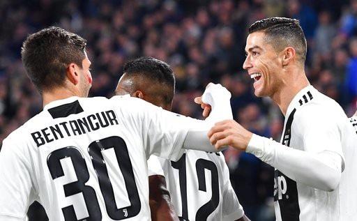 Juventus 2-0 SPAL: C.Ronaldo vượt lên dẫn đầu Vua phá lưới - 6