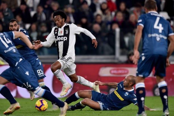 Juventus 2-0 SPAL: C.Ronaldo vượt lên dẫn đầu Vua phá lưới - 4