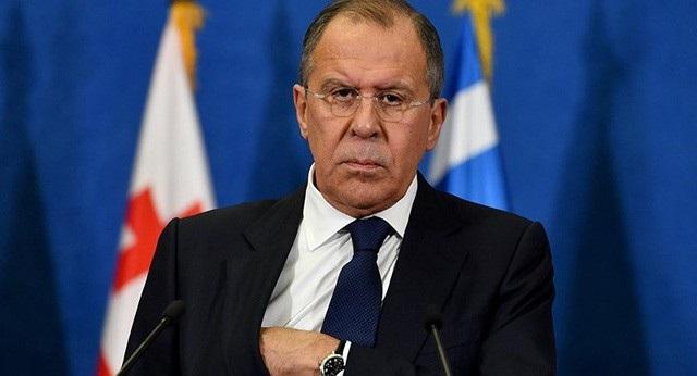 Ngoại trưởng Nga Sergey Lavrov (Ảnh: Sputnik)