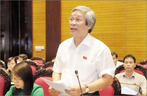 Đại biểu Lê Tuấn Tứ. (ảnh: quochoi.vn)