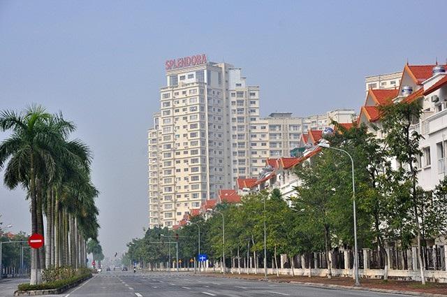 Dự án Khu đô thị mới Bắc An Khánh hay còn gọi là Splendora là một trong những dự án quy mô lớn nhất được quy hoạch và đầu tư tại phía Tây Thủ đô Hà Nội, với tổng diện tích lên tới hơn 264ha nằm trên địa bàn các xã An Khánh, Lại Yên, Song Phương, Vân Canh, Hà Nội.