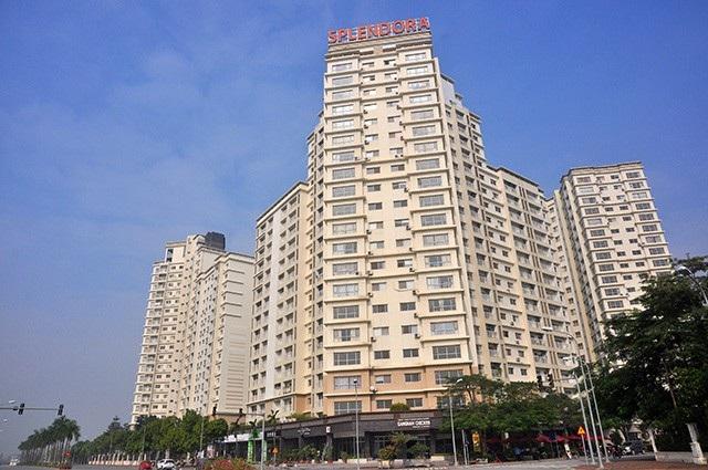 Dự án Slendora được cấp chứng nhận đầu tư vào 8.12.2006. Chủ đầu tư là Liên doanh Công ty TNHH phát triển đô thị mới An Khánh (An Khánh JVC) gồm 2 pháp nhân là Tổng Công ty Vinaconex và Công ty Xây dựng Posco E&C (Hàn Quốc) mỗi bên nắm 50%, khi đó tổng mức đầu tư được công bố dự tính là 2,57 tỷ USD.