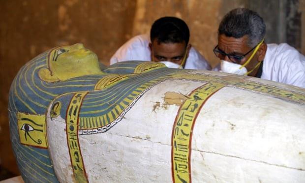 Nhóm nghiên cứu đang tìm hiểu thêm những thông tin liên quan tới xác ướp