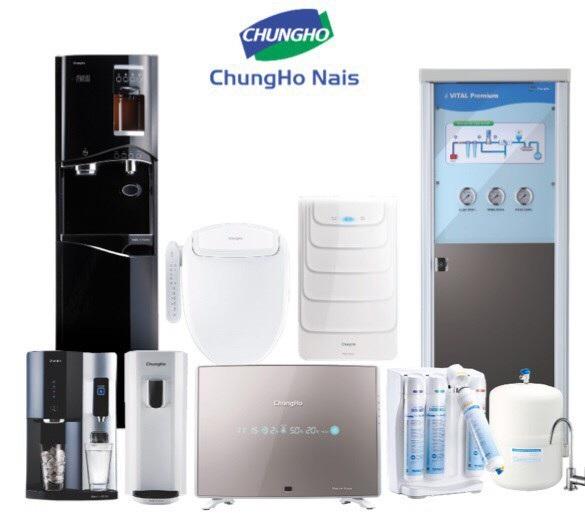 ChungHo Nais – Ông lớn ngành lọc nước Hàn Quốc tham gia thị trường Việt Nam - 5