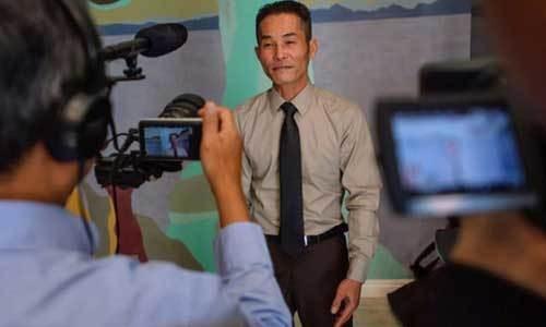Một trong bangười nhập cư gốc Việt được ân xá, không bị trục xuất