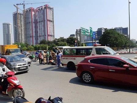 Cấp cứu tai nạn giao thông nhanh, sẽ hạn chế tỷ lệ tử vong và thương tật nặng.(Ảnh: phunuvietnam.vn)