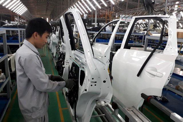 Tăng tỷ lệ nội địa hóa sẽ giúp giảm giá bán xe