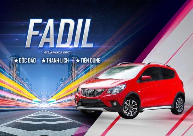 VinFast Fadil là mẫu xe đi trong nội đô phù hợp với điều kiện đường phố Việt Nam