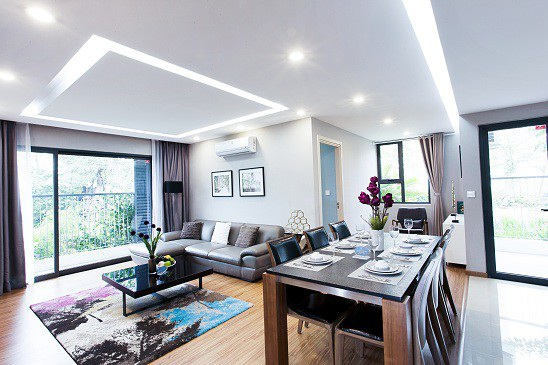 Căn hộ thực tế tại Hồng Hà Eco City giúp khách hàng cảm nhận rõ nét hơn về không gian sống tại khu đô thị xanh nhất phía Nam thủ đô trong tương lai