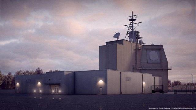 Hệ thống Aegis Ashore tại Romania (Ảnh minh họa: Navy.mil)