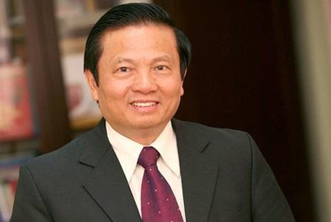 Ông Lê Doãn Hợp - Nguyên Bộ trưởng Bộ Thông tin và Truyền thông.