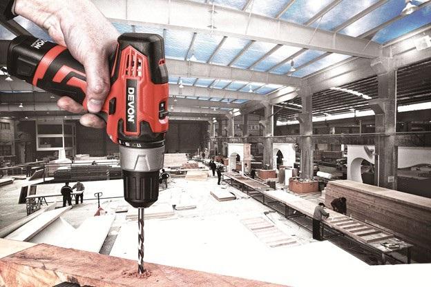 Dòng máy chạy pin của Devon mang lại hiệu quả năng lượng và hiệu suất tối ưu