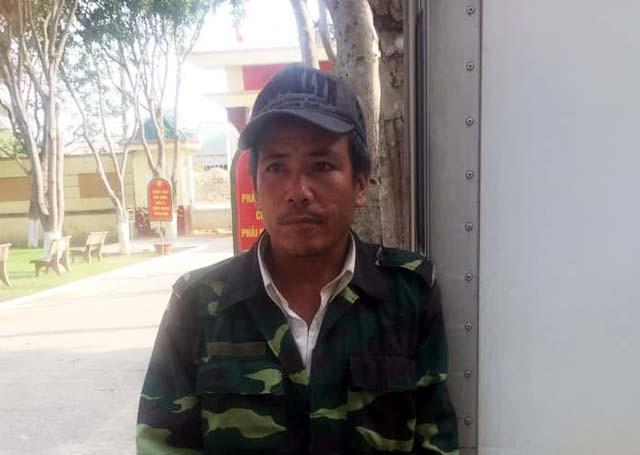 Hoàng Văn Luận trốn truy nã trong vỏ bọc của người mang tên Huỳnh Văn Thọ, còn gọi là Thọ lủi.