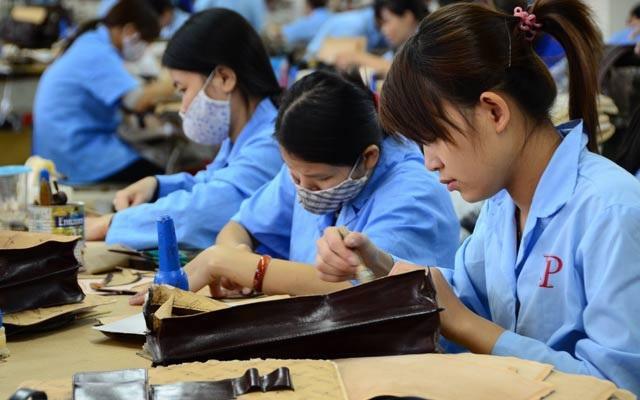 Lượng lao động dịch chuyển từ nông nghiệp sang các ngành sản xuất và dịch vụ đã giúp tốc độ tăng trưởng năng suất lao động của Việt Nam được cải thiện đáng kể (ảnh minh hoạ)