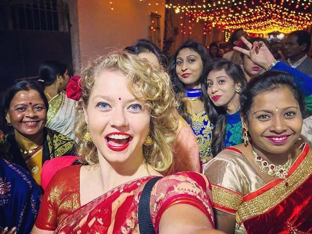 Tục lệ đám cưới kỳ lạ của Ấn Độ, du khách muốn tham dự phải trả phí - 2