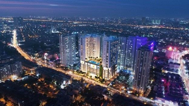 Central Premium sở hữu mức giá cao thu hút cả nghìn nhà đầu tư tại khu Nam