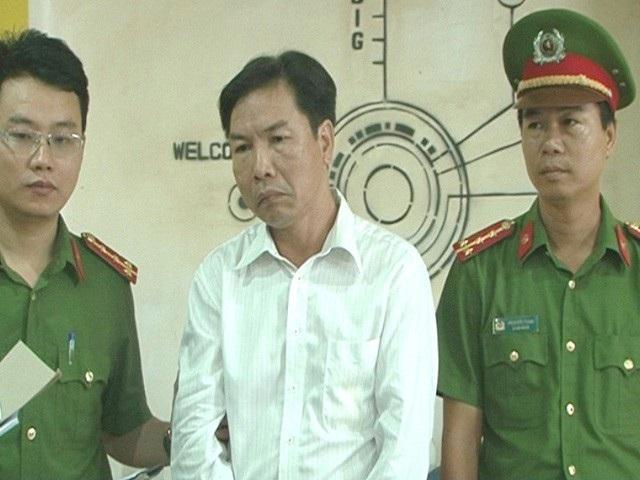Ông Lam bị bắt vào tháng 8/2017 vì có hành vi vi phạm quy định của Nhà nước về quản lý kinh tế trong gian đoạn từ năm 2011 - 2015, gây hậu quả nghiêm trọng