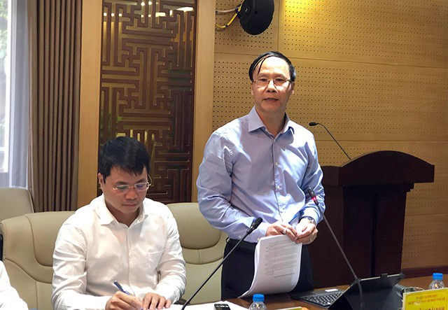 Ông Nguyễn Hoài Nam - Trưởng ban Pháp chế HĐND TP Hà Nội nói về vụ xẻ thịt rừng Sóc Sơn