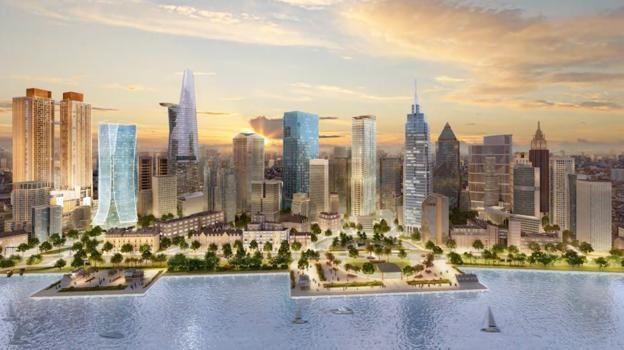 1,000 căn hộ triệu đô tại trung tâm Sài Gòn được bán trong 2 tháng