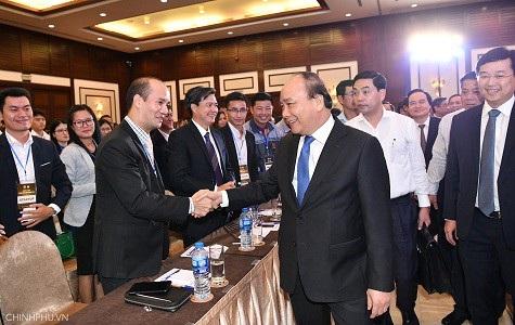 Thủ tướng tham dự Diễn đàn Thanh niên khởi nghiệp 2018