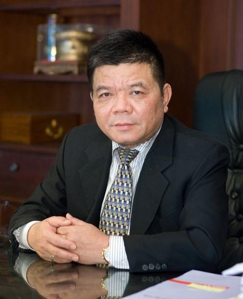 Ông Trần Bắc Hà, nguyên Chủ tịch Ngân hàng BIDV