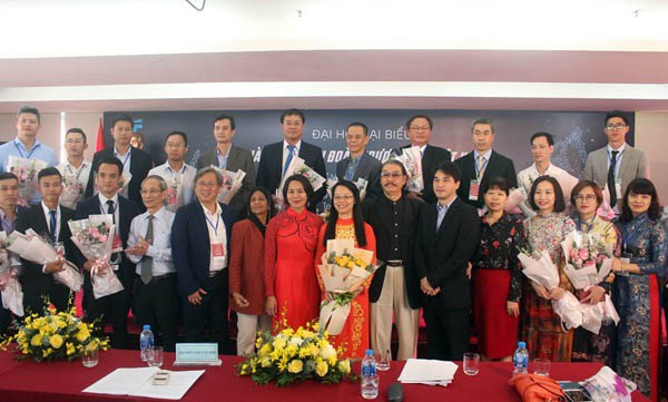 Ban chấp hành mới của Liên đoàn trượt băng Việt Nam nhiều kỳ tới
