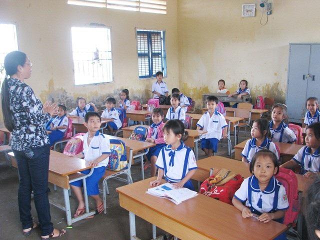 Cà Mau đào tạo lại hàng chục giáo viên để dạy Mầm non. (Ảnh minh họa)