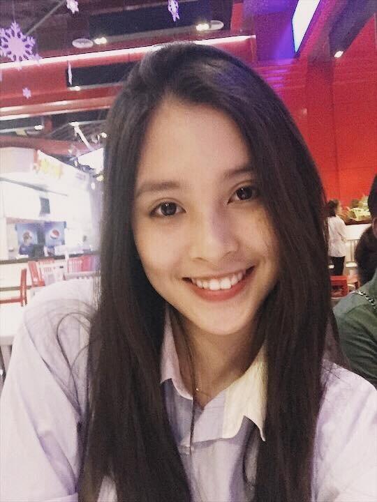 Trần Tiểu Vy hiện đang là sinh viên năm nhất ngành Quản trị Kinh doanh thuộc Chương trình liên kết Quốc tế giữa ĐH Sunderland (Anh) và Đại học Sư Phạm Kỹ Thuật TP. HCM.