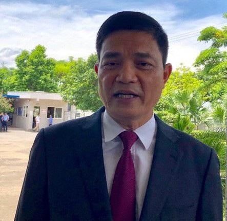 TS Nguyễn Thanh Phong, Cục trưởng Cục An toàn thực phẩm (Bộ Y tế). Ảnh: H.Hải