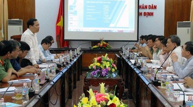 UBND tỉnh Bình Định và Cục Hàng không Việt Nam đã thống nhất phương án phục vụ chuyến bay quốc tế tại sân bay Phù Cát, tỉnh Bình Định.
