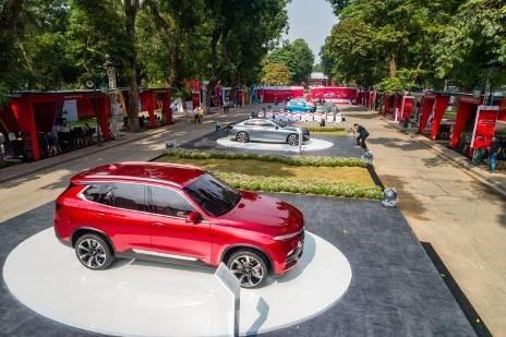Cần Thơ, Nha Trang, Đà Nẵng, Hà Tĩnh sắp đón xe VinFast - 10