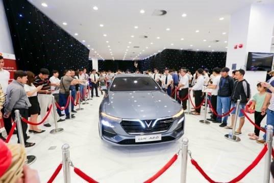 Cần Thơ, Nha Trang, Đà Nẵng, Hà Tĩnh sắp đón xe VinFast - 4