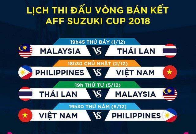 Malaysia chỉ mất hơn 30 phút để bán trực tiếp 30.000 vé bán kết AFF Cup - 3