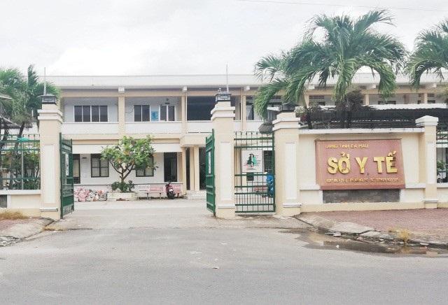 Vừa qua có vụ Tham ô tài sản xảy ra tại Sở Y tế tỉnh Cà Mau được phát hiện qua kiểm tra nội bộ.
