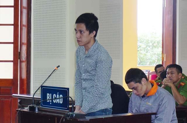 Bị cáo Phạm Đình Phi.
