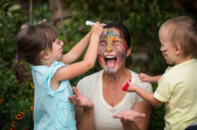 Dành cho cha mẹ: 3 phút tạo nên sự kết nối mạnh mẽ với con - 1