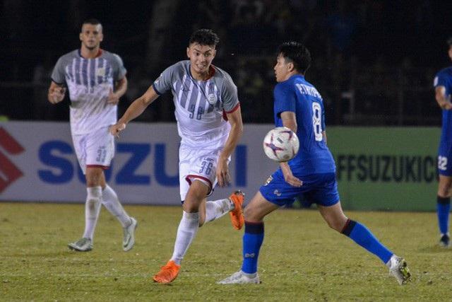 Philippines đang cho thấy quyết tâm đánh bại đội tuyển Việt Nam trên sân Panaad