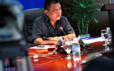 Ông Trần Bắc Hà, nguyên chủ tịch BIDV.