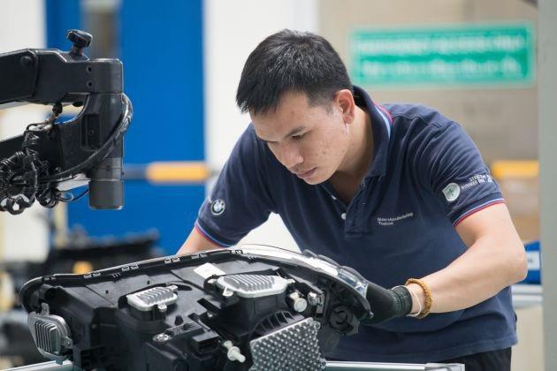 BMW sẽ sản xuất pin xe chạy điện ở Thái Lan - 1