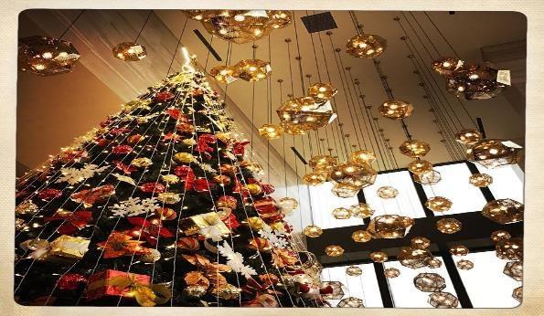 Không khí đón mùa Giáng Sinh 2018 và đón năm mới 2019 đã bắt đầu rộn ràng, tràn ngập các con phố, các khu vui chơi giải trí, trung tâm thương mại, khu du lịch nghỉ dưỡng khách sạn với ánh đèn màu, những đoàn tuần lộc, cây thông Noel, ông già tuyết...
