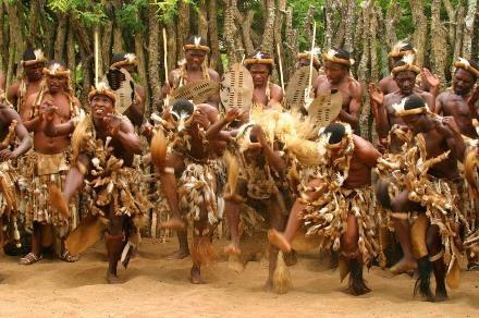 Điệu nhảy Zulu nhất định phải thử khi đến với văn hóa Nam Phi