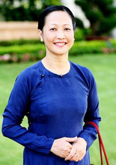 NSND Như Quỳnh mang nét đẹp của người phụ nữ Á Đông