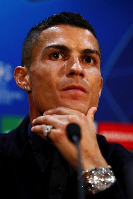 C.Ronaldo vẫn đang lao đao vì scandal hiếp dâm