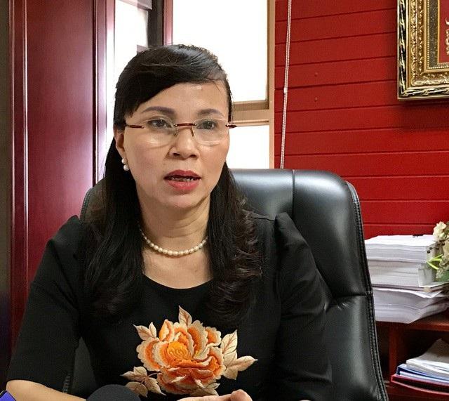 Bà Nguyễn Thị Kim Phụng, Vụ trưởng Vụ Giáo dục đại học – Bộ GD&ĐT