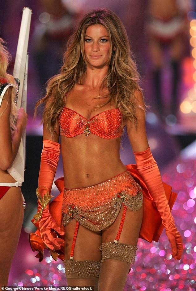 Gisele Bundchen tiết lộ lý do từ giã đôi cánh thiên thần Victoria's Secret - 1