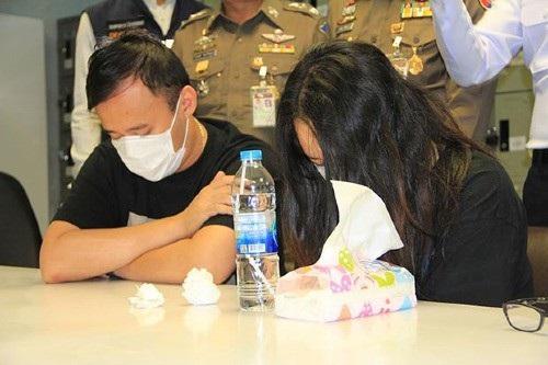 Cặp đôi gốc Trung Quốc thú nhận hành vi phạm tội tại cơ quan điều tra