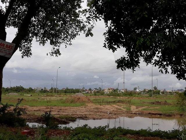 Thương vụ đấu giá gần 400 lô đất vàng giữa trung tâm TP. Thanh Hóa vẫn chưa có hồi kết.