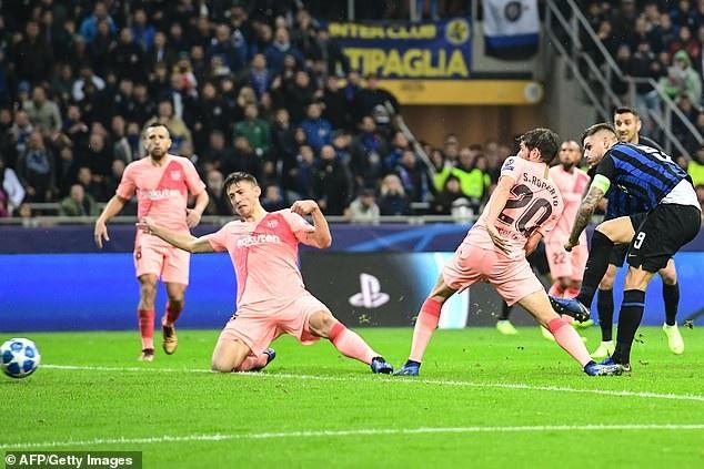 Barcelona đánh rơi chiến thắng trước Inter tại Meazza - 6