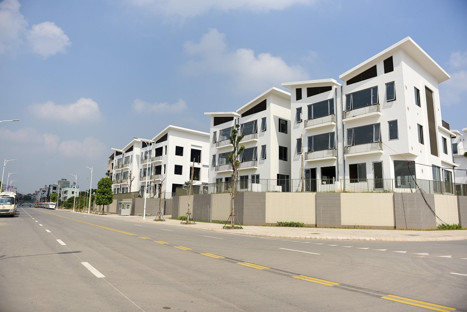 Ngắm con đường 650m đầu tư 200 tỷ mới thông tại Hà Nội - Ảnh 13.