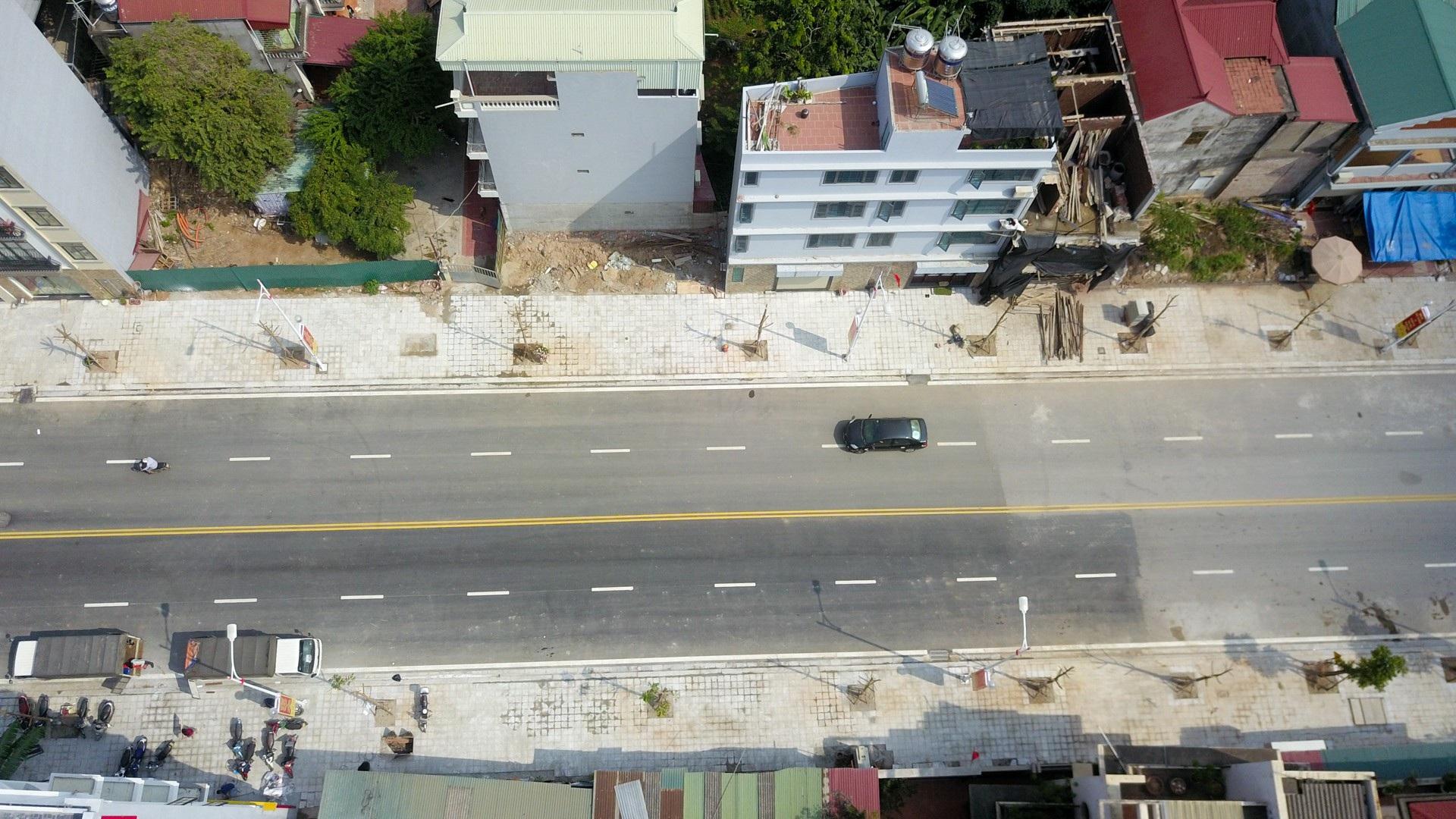 Ngắm con đường 650m đầu tư 200 tỷ mới thông tại Hà Nội - Ảnh 3.